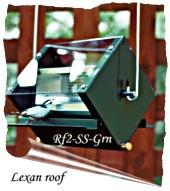 Lexan Roof - Green