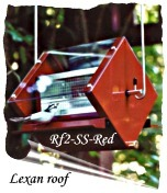 Lexan Roof - Red